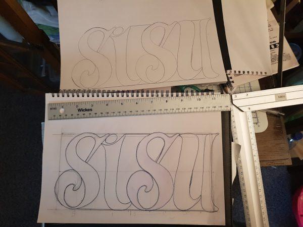 sisu in progress